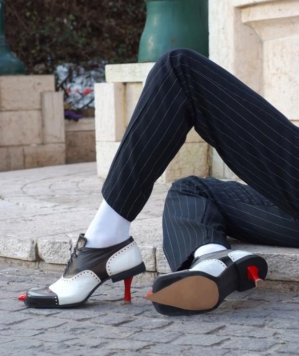Footwear design от Kobi Levi. Изображение № 3.