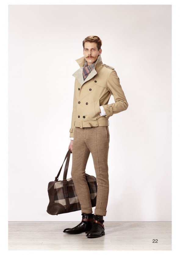Paul & Joe Autumn/Winter 2011 Lookbook. Изображение № 10.