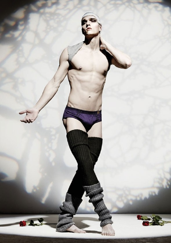 Лукбук: John Galliano Underwear FW 2011. Изображение № 7.