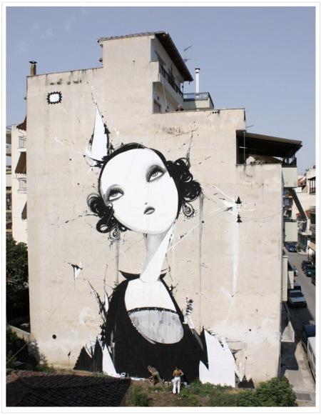 Alexandros Vasmoulakis street fine artизГреции. Изображение № 1.