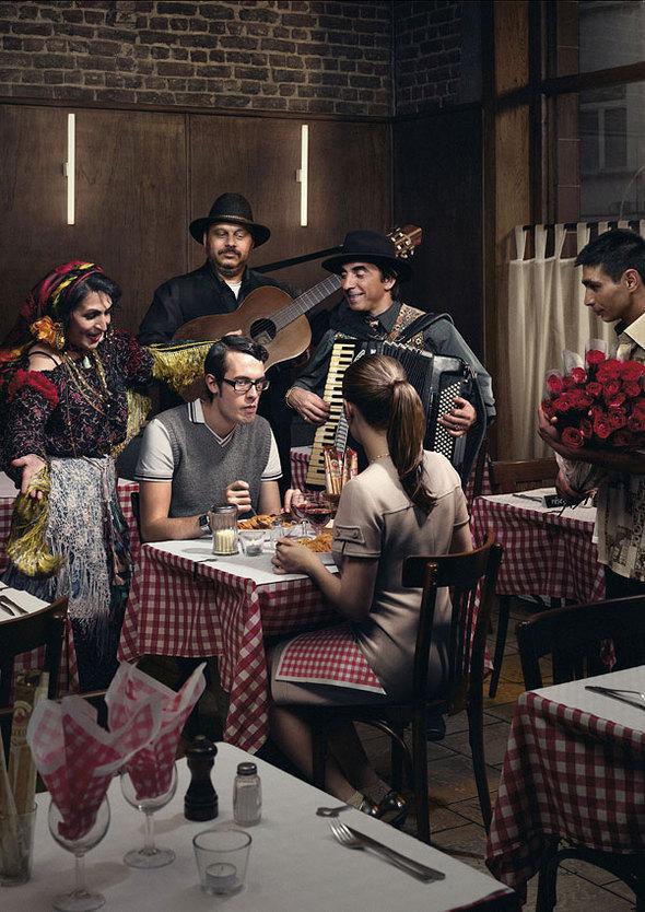 Marc Paeps — бельгийский рекламный фотограф. Изображение № 48.