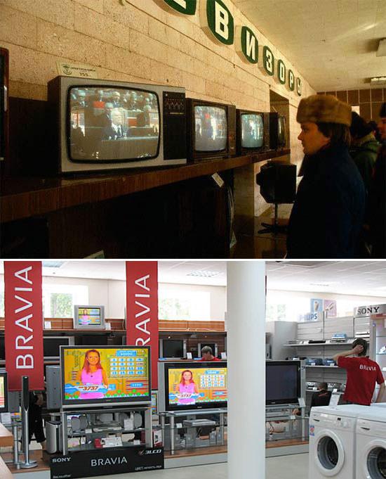 Как изменились прилавки магазинов за 20 лет. Изображение № 20.
