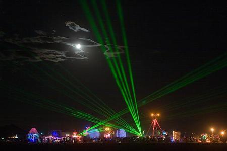 """Фестиваль """"Burning Man! """" вНеваде. Изображение № 32."""