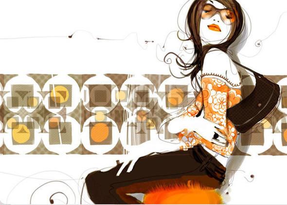 Иллюстрации Sophie Griotto. Изображение № 2.