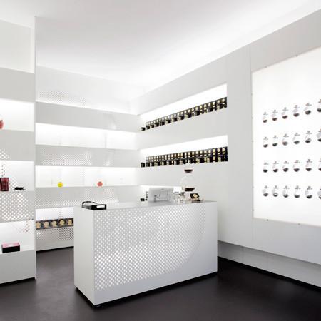 Дизайн чайного магазина отWE Architecture. Изображение № 2.