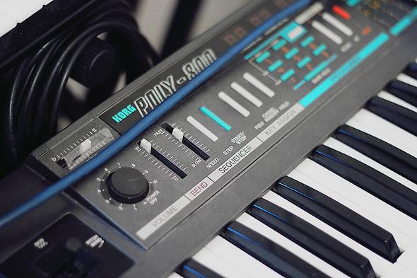 Синтезатор Korg Poly 800. Изображение № 45.