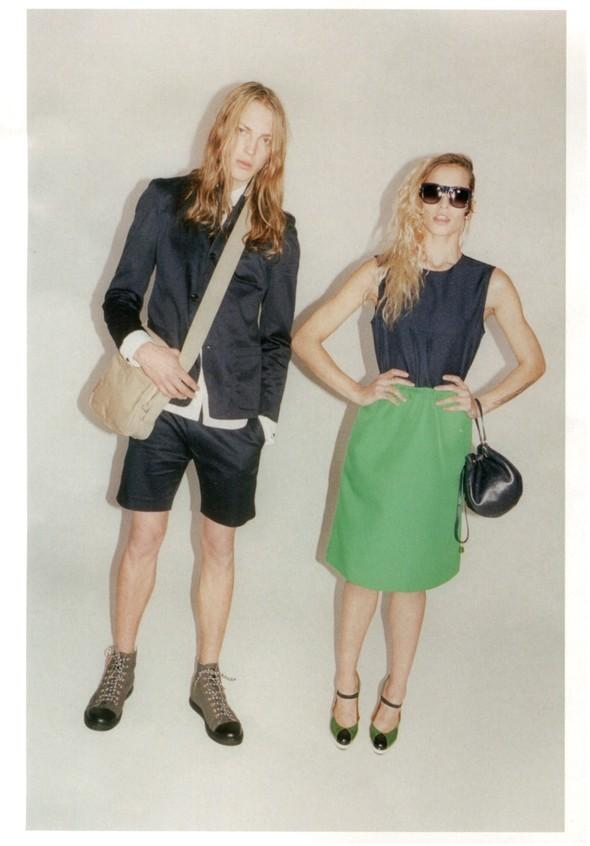 Превью кампаний: Balenciaga и Marc by Marc Jacobs. Изображение № 4.