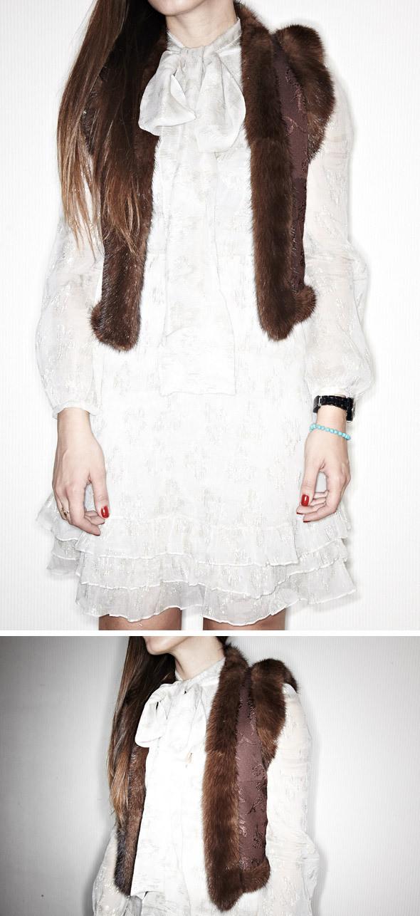 Изображение 20. Гардероб: Анастасия Сирота, редактор моды журнала Glamour.. Изображение № 18.
