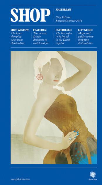 Самые красивые обложки журналов в 2011 году. Изображение № 80.