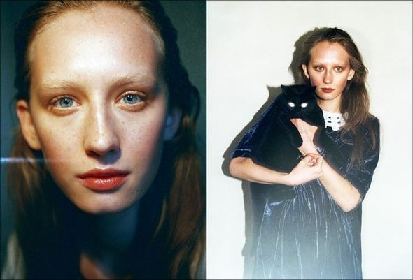 Изображение 87. Съемки: Harper's Bazaar, Industrie, Vogue и другие.. Изображение № 43.