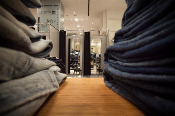 Джинсомания: обзор зоны Denim Fashion в ЦУМе. Изображение № 53.