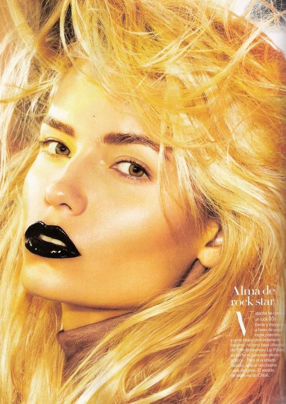 Съёмка: Наташа Поли для испанского Vogue. Изображение № 3.