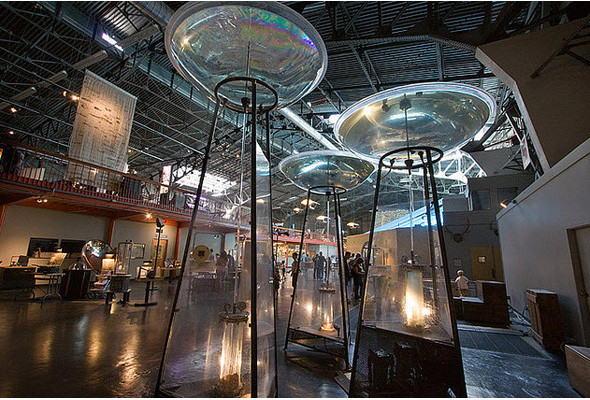 В поисках «Немо»: Гид по мировым музеям науки. Изображение № 75.
