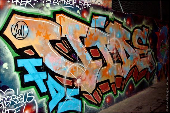 Стрит-арт и граффити Валенсии, Испания. Изображение № 27.