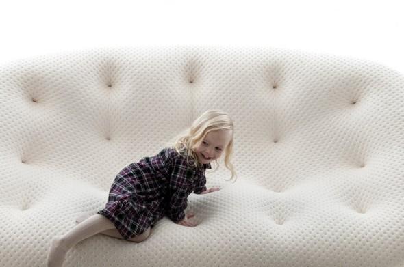 Новый диван PLOUM от Ronan & Erwan Bouroullec. Изображение № 7.
