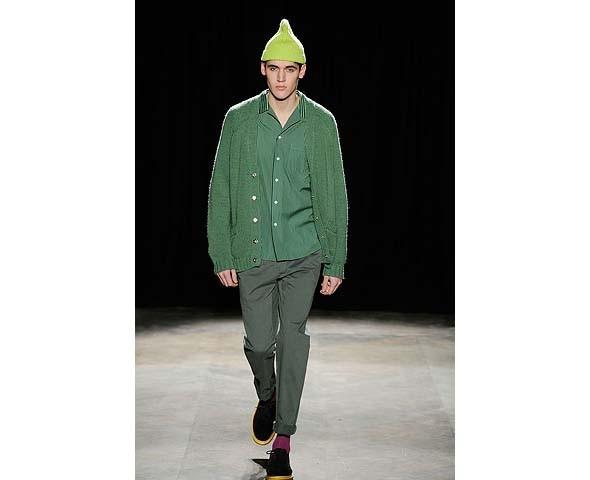 Неделя моды в Нью-Йорке: второй день. Изображение № 77.