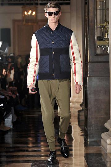 Неделя моды в Париже: мужские показы. Изображение № 73.