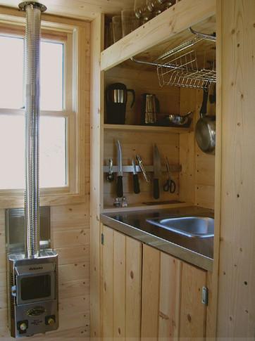 Tumbleweed Tiny House: ничего лишнего в доме. Изображение № 9.