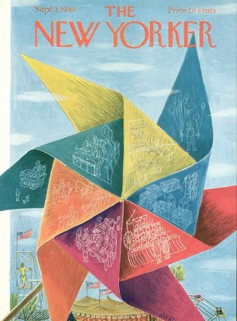Обложки TheNew Yorker. Изображение № 25.