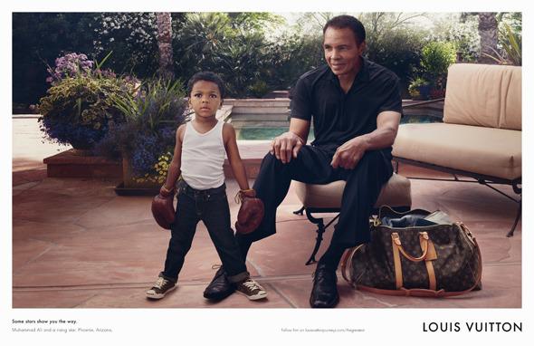 Mos Def и Нильс Мёлман цитируют Мухаммеда Али для видео Louis Vuitton. Изображение № 1.