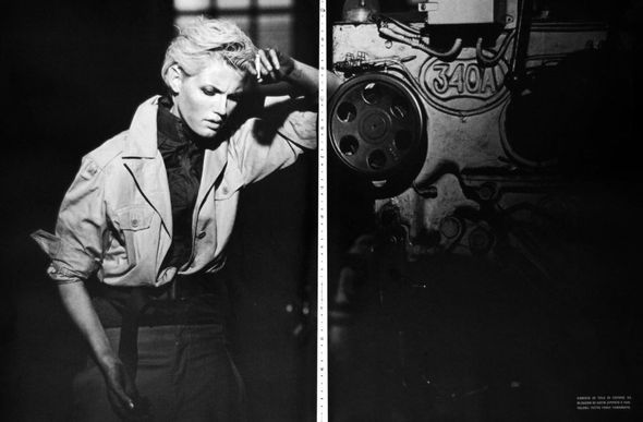 Jean-Luc Anglade & EvaJay Vogue ITnov. 2002. Изображение № 10.