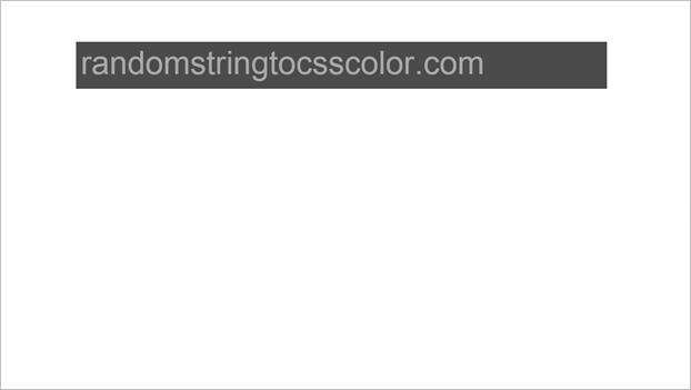 Ссылка дня: превратите фразу на латинице или кириллице в цвет. Изображение № 7.