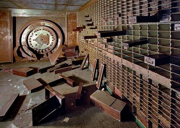Изображение 4. Руины Детройта в парижской галерее.. Изображение № 4.