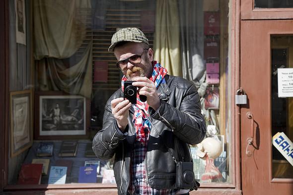 Один день в Москве: Марк Элей. Изображение № 4.