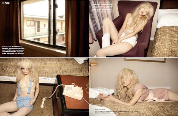 I LOVE FAKE - самые интересные фотосессии журнала. Изображение № 7.