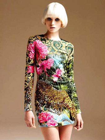 Atelier Versace SS 2011. Изображение № 62.