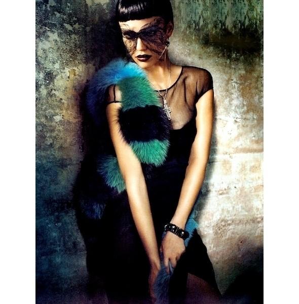 Изображение 15. Съемки: Harper's Bazaar, Marie Claire, Vogue и W.. Изображение № 15.