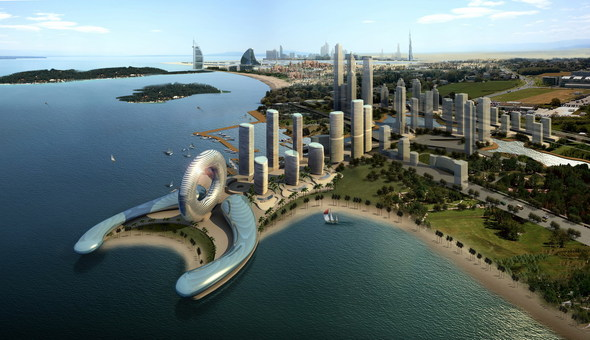 Старый новый Дубай. Изображение № 10.