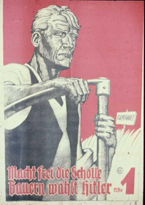 Все на выборы! Политическая реклама разных лет. Изображение № 46.
