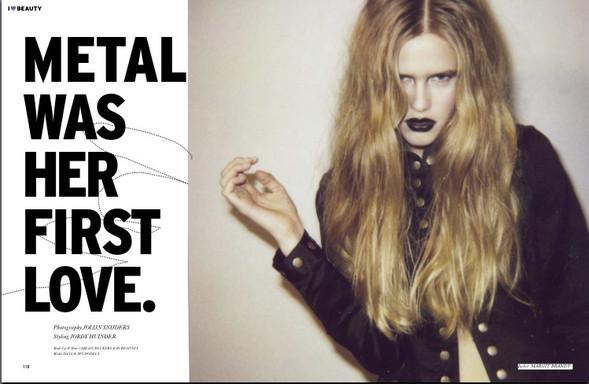 I LOVE FAKE - самые интересные фотосессии журнала. Изображение № 23.