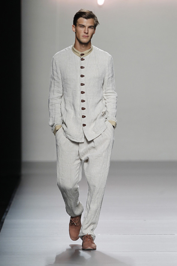 Madrid Fashion Week SS 2012: Adolfo Dominguez. Изображение № 3.