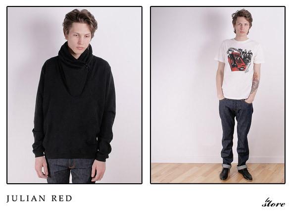 Стокгольмский синдром Julian Red. Изображение № 5.