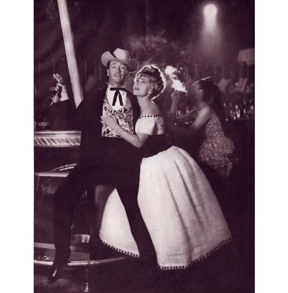 Архивная съёмка: Одри Хепберн для Harper's Bazaar, 1959. Изображение № 7.