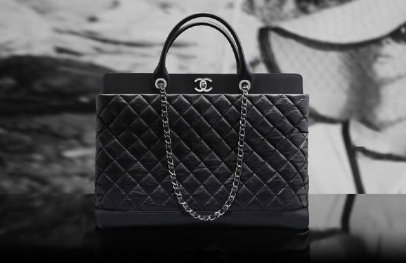 Лукбук: Сумки Chanel Cruise 2012. Изображение № 14.