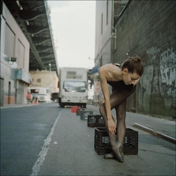 Изображение 2. Проект «Нью-Йоркская балерина».. Изображение № 2.