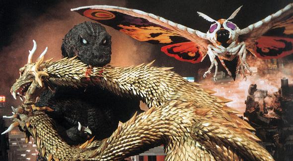 B-Movies: Godzilla! Самый популярный монстр кино. Изображение № 3.