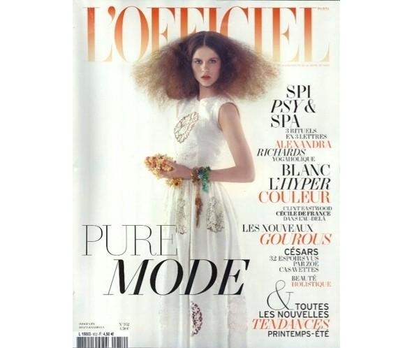 Изображение 18. Коллекция Dolce & Gabbana SS 2011 появилась на 42 обложках журналов.. Изображение № 24.