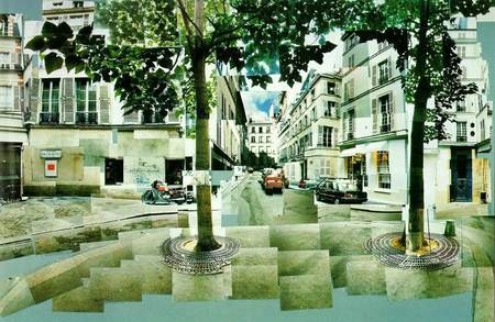 David hockney – Photographic collages. Изображение № 6.