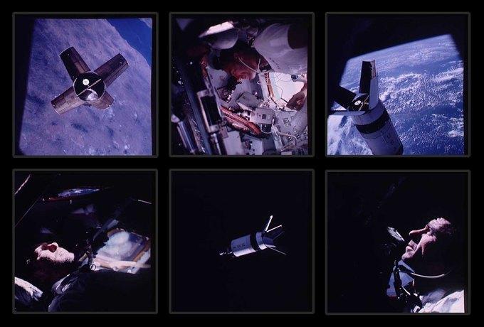NASA выложили онлайн фотоисторию миссии «Аполло». Изображение № 11.