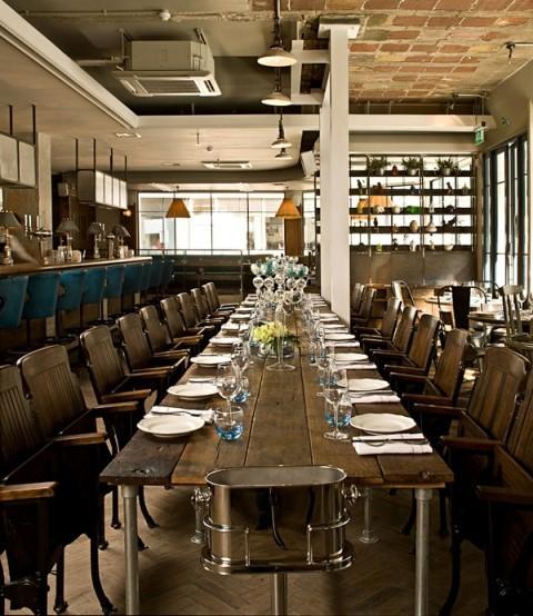 Место есть: Новые рестораны в главных городах мира. Изображение № 96.