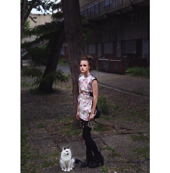 Новые съемки: Numero, Playing Fashion, Tangent и Vogue. Изображение № 15.