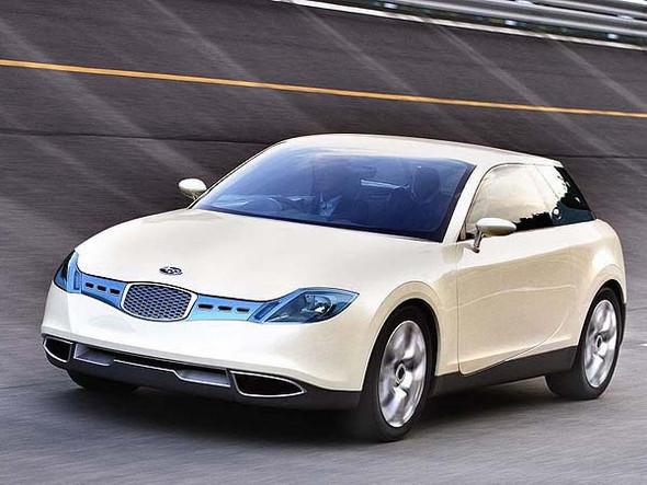 Немколько концептов. Subaru, Honda, Volvo. Изображение № 11.