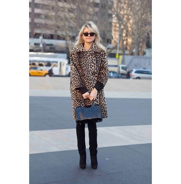Изображение 90. На полях: 10 тенденций уличного стиля с прошедших недель моды.. Изображение № 90.