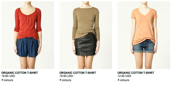Вещи Zara из органического хлопка. Изображение № 4.