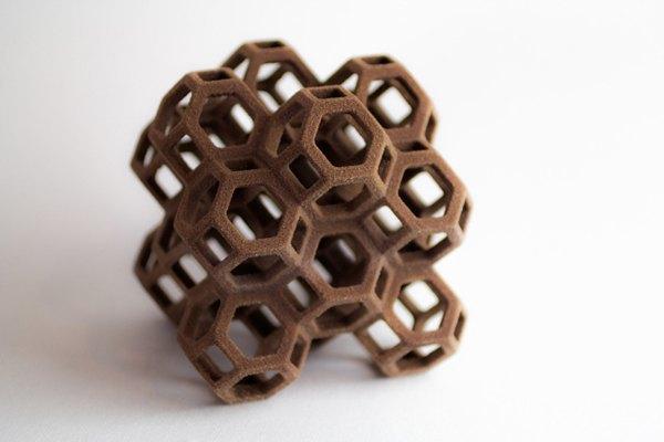 3D-принтер ChefJet умеет печатать конфеты. Изображение № 1.