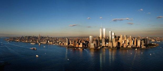 Представлен проект третьей повысоте башни Манхэттена. Изображение № 7.